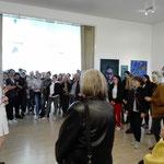 """Austellung """"Korrelation"""", Junge Kunst aus der Neustadt"""