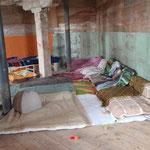 1. Stock neu, Schlafplätze