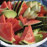 Wassermelone, herrlich erfrischend!