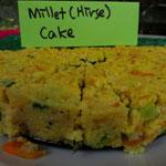 Hirsekuchen, ein herzhafter Kuchen mal ganz anderer Art