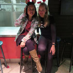 Santa´s little vegan helpers: Rudolph the Reindeer & Christmas Bunny