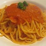 Der Klassiker, der nicht fehlen darf: Spaghetti Napoli