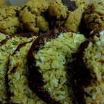 """Bei der Produktion dieser gelungenen Keks-Experimente hatte jemand """"The Joy of Vegan Baking"""""""