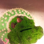 Spardose Lebensmittelecht (ohne Giftstoffe) perfekte Erinnerung an jeden Geburstagskuchen