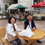 北本あきんど市 (2015/6/12)