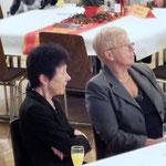 Monika Wößner und Gerlinde Dietzek