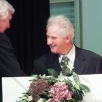 Ehrung für 50 Jahre Mitgliedschaft Josef Kramig