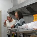 Helga Schubert und Martina Schneider