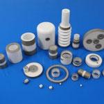 Zirkonoxid Bauteile Herstellung