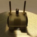 Herstellung inklusiver Beschichtung von Massenspektrometer filamenten