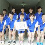 女子団体A3位 大阪大学