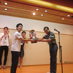 一般男子の部表彰(神戸大学A)