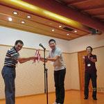 シニア男子・女子の部表彰(神戸大学A)