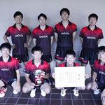 男子団体優勝:新潟大学