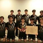 男子団体優勝:高知工科大学