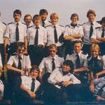 Gestichtswachters Veenhuizen 1980