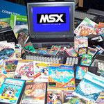 Raymond's MSX Homecomputer