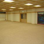 石川県 白山比咩神社 遊神殿待合室