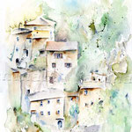 Sorano (12) / Watercolour 24x32cm  ©janinaB.
