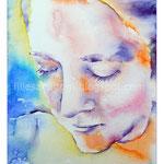 Tintinabbey (O1) / Watercolour 12x17cm