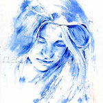 Blues-I-2010-(7) / Watercolour 24x34cm