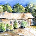 Landscape VII 2009 (6) / Watercolour 24x32cm © janinaB.