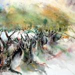 Olivenhain-2-(3) / Watercolour 30x40cm ©janinaB.