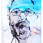 Pablo (O1) / Watercolour 16x24cm