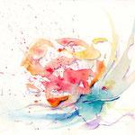 Farbenspiele (O2) / Watercolour 17x24cm