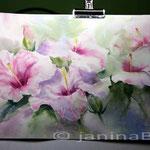 Hibiskus (8)  / Watercolour 20x31cm