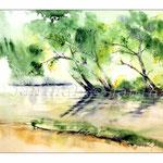 Landscape III 2012 (2) / Watercolour 30x40cm ©janinaB.