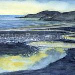 Seescape I 2008 (2) / Watercolour 24x32cm ©janinaB.