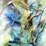 alte Eiche (O6) / Watercolour 18x24cm