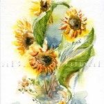 Sonnenblumen-I-2008  © janinaB.