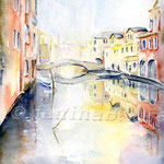 Venice-I-2009 (2) / Watercolour 25x32cm  ©janinaB.