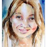 Miekes (O2)  / Watercolour 20x30cm