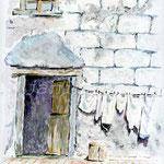 Einfach (9) / Watercolour 24x32cm  ©janinaB.