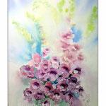 Fingerhut II 2014 (18) / Watercolour 30x40cm