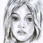 Gesichtsstudie-01-(0.1) DIN A4