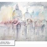 Venice I 2017 (20) / Watercolour 30x40cm © janinaB. 2017