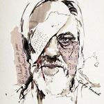 Gary Tausch (8) / Watercolour 24x36cm