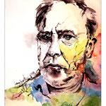 Michael Kent (O5) / Watercolour 18x24cm
