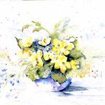 gelbe Blumen © janinaB.