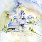 Longomoso-(2) / Watercolour 24x32cm  ©janinaB.