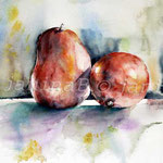 Still-life-I-2012-(7) / Watercolour 30x40cm