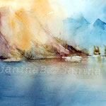 unberührte Natur (16) / Watercolour 30x40cm