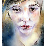 Charvel (O5) / Watercolour 15x22cm