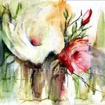 Rosen I 2011 (15) / Watercolour 30x40cm / insp. Fabio Cembranelli