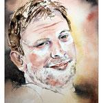 Frinklan (O1) / Watercolour 15x20cm