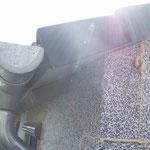 Sauberes Anarbeiten der Fassadendämmung an der Traufe ...
